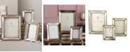 560b93bfd28 Two s Company Verona Set of 3 Gold Leaf Mirror Photo Frames Includes ...