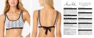 Anne Cole First In Lace Printed Bikini Top