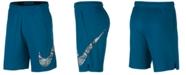 """Nike Men's Dry Printed-Logo 9"""" Shorts"""