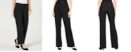 Alfani Curvy Bootcut Pants, Regular, Short Lengths, Created for Macy's