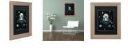 "Trademark Global Craig Snodgrass 'Visions I' Matted Framed Art, 11"" x 14"""