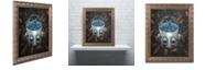 "Trademark Global Craig Snodgrass 'Visions II' Ornate Framed Art, 16"" x 20"""