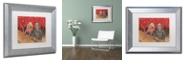 "Trademark Global Craig Snodgrass 'Your Place' Matted Framed Art, 11"" x 14"""