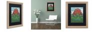 "Trademark Global Craig Snodgrass 'Valley-Invader' Matted Framed Art, 16"" x 20"""