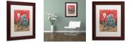 """Trademark Global Craig Snodgrass 'Prophecy' Matted Framed Art, 11"""" x 14"""""""