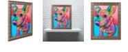 "Trademark Global Dean Russo 'Jack' Ornate Framed Art, 11"" x 14"""