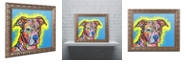 "Trademark Global Dean Russo 'Painted Pit' Ornate Framed Art, 11"" x 14"""