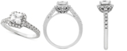 Arabella Cubic Zirconia Ring in Sterling Silver