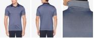 Perry Ellis Men's Big & Tall Regular-Fit Stripe-Trim Polo