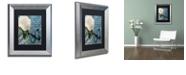 "Trademark Global Color Bakery 'Anastasia' Matted Framed Art, 11"" x 14"""