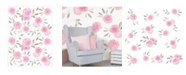 Brewster Home Fashions May Flowers Wall Art Kit