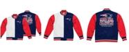 Mitchell & Ness Men's New England Patriots Team History Warm Up Jacket 2