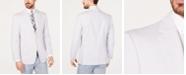 Tommy Hilfiger Men's Modern-Fit TH Flex Stretch  Seersucker Stripe Sport Coat