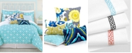 Trina Turk CLOSEOUT! Trellis Turquoise Comforter and Duvet Cover Sets
