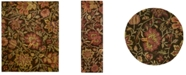 Nourison CLOSEOUT! Area Rugs, Rajah Collection JA41 Tapestry Chocolate