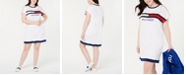 Tommy Hilfiger Plus Size T-Shirt Dress