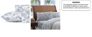 Tommy Bahama Home Tommy Bahama Pen and Ink Palm Full Sheet Set