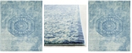 Safavieh Valencia Blue and Multi 8' x 10' Area Rug