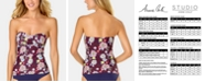 Anne Cole In Full Bloom Tankini Top