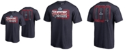 Majestic Men's New England Patriots Super Bowl LIII Champ End Zone Formation Roster T-Shirt