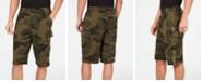 Sean John Men's Camo Cargo Shorts