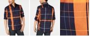 Alfani Men's Craig Plaid Shirt, Created for Macy's