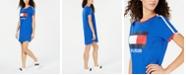 Tommy Hilfiger Logo Graphic Dress
