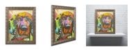 "Trademark Global Dean Russo '02' Ornate Framed Art - 14"" x 11"" x 0.5"""