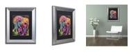 """Trademark Global Dean Russo 'York II' Matted Framed Art - 14"""" x 11"""" x 0.5"""""""