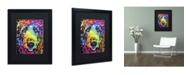 "Trademark Global Dean Russo 'Irish Wolfhound' Matted Framed Art - 16"" x 20"" x 0.5"""