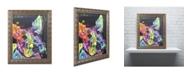 """Trademark Global Dean Russo 'Scottish Terrier' Ornate Framed Art - 14"""" x 11"""" x 0.5"""""""