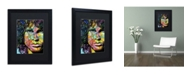 "Trademark Global Dean Russo 'Jim' Matted Framed Art - 16"" x 20"" x 0.5"""