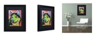 "Trademark Global Dean Russo 'Siberian Front' Matted Framed Art - 11"" x 14"" x 0.5"""