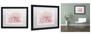 "Trademark Global Cora Niele 'Cherry Blossom' Matted Framed Art - 16"" x 20"" x 0.5"""