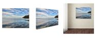"Trademark Global Jai Johnson 'God's Glorious Beauty 1' Canvas Art - 19"" x 14"" x 2"""