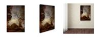 "Trademark Global Jai Johnson 'I Pledge Allegiance' Canvas Art - 47"" x 30"" x 2"""