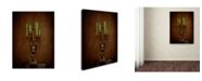 "Trademark Global Jai Johnson 'Candelabra Still Life' Canvas Art - 32"" x 24"" x 2"""
