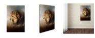 "Trademark Global Jai Johnson 'Here Comes The Kind' Canvas Art - 24"" x 16"" x 2"""