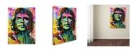 """Trademark Global Dean Russo 'Che Guevara' Canvas Art - 32"""" x 24"""" x 2"""""""