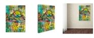 "Trademark Global Dean Russo 'Overgrow Vermont' Canvas Art - 24"" x 18"" x 2"""