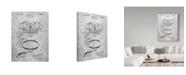 "Trademark Innovations Cole Borders 'Body Armor 1' Canvas Art - 32"" x 24"" x 2"""