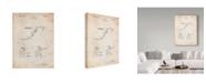 """Trademark Global Cole Borders 'Vintage Bottle Opener' Canvas Art - 24"""" x 18"""" x 2"""""""