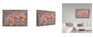 "Trademark Global Cora Niele 'Orchid Ii' Canvas Art - 47"" x 30"" x 2"""