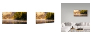 "Trademark Global Daniel F 'Enjoying Nature' Canvas Art - 32"" x 2"" x 16"""