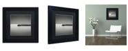 "Trademark Global Dave MacVicar 'Sunnyside' Matted Framed Art - 11"" x 11"" x 0.5"""