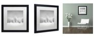 "Trademark Global Dave MacVicar 'Ice Storm' Matted Framed Art - 16"" x 16"" x 0.5"""