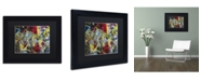 """Trademark Global Dan Monteavaro 'This is Only' Matted Framed Art - 11"""" x 14"""" x 0.5"""""""