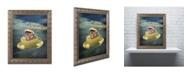 "Trademark Global J Hovenstine Studios 'Mice Series #4.5' Ornate Framed Art - 20"" x 16"" x 0.5"""