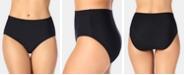 Swim Solutions Mid-Rise Bikini Bottoms