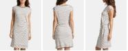 Silver Jeans Co. Arlene Striped T-Shirt Dress